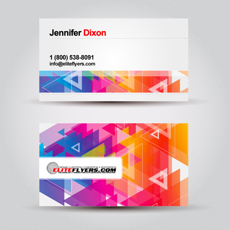 High end business cards elite flyers high quality business cards printing business card print company reheart Images