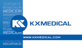 A business card for a medical center