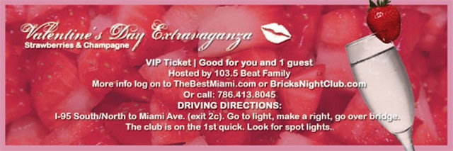 Design valentines day business cards and flyers theyll love valentines day extraviganza ticket use business card reheart Images