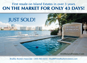 Postcard for Real Estate Agent