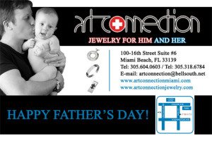 High quality flyers for fathers day, silk laminated flyers, EliteFlyers.com