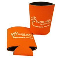 Custom printed koozies, high quality printing, EliteFlyers.com