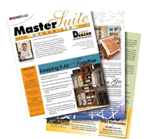 Custom printed newsletters for your comunity
