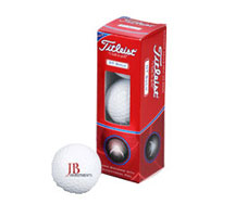 Custom golf balls by EliteFlyers.com