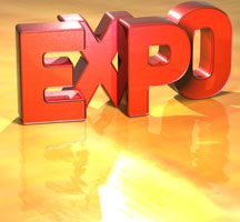 Promoting your booth at an expo, printed collateral, EliteFLyers.com