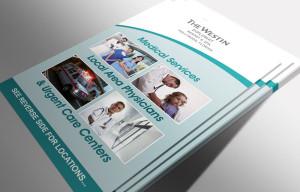 Brochures for medical procedures