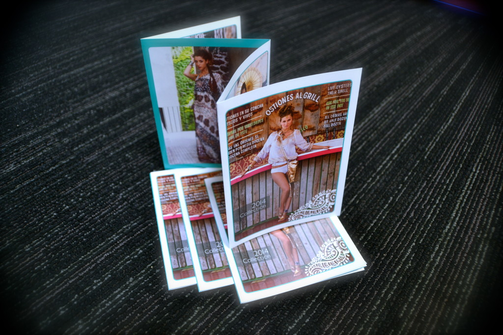 Brochures for the Caribbean
