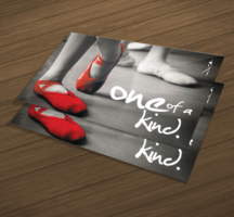 uncoated business cards, thin paper print, trendy business card, memorable printing