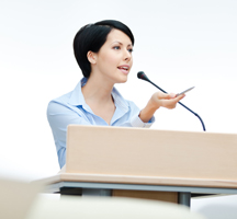 3 Steps to takee to give a great speech