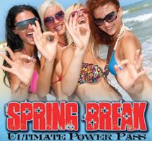Flyer Printing for Spring Break