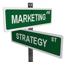Using print marketing to facilitate online marketing