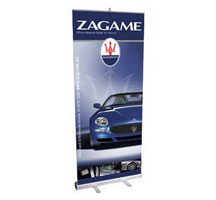 Vinyl signs, trade show signs, high quality printing